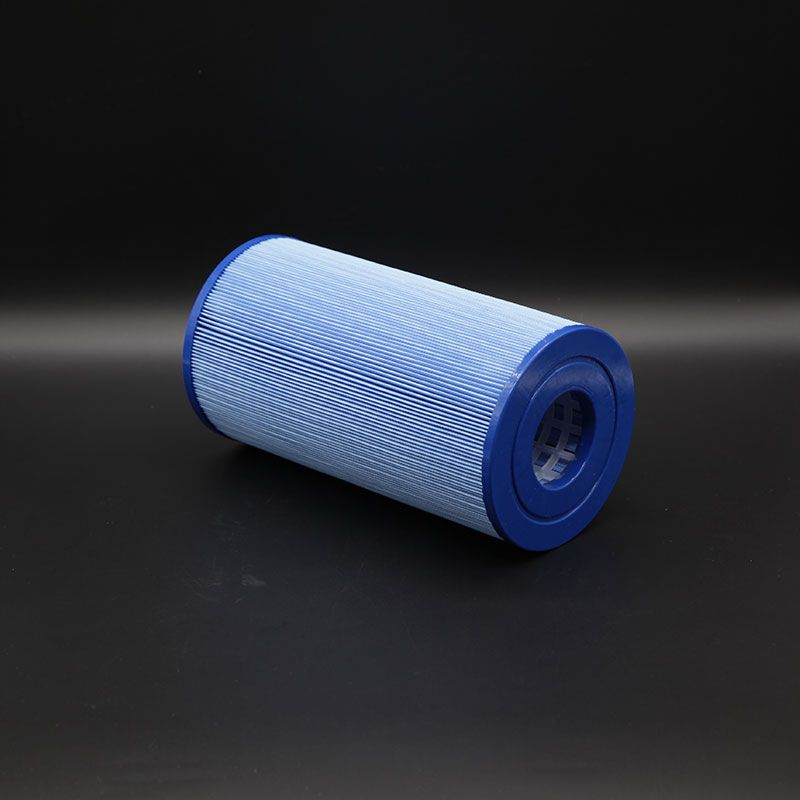 Wellis Spa Filter-AKU0116-Antimicrobial Blue(No Thread) - Thumbnail-2